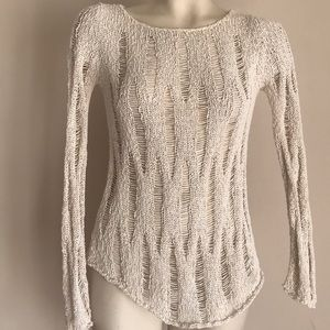 Jessica Simpson knitted top XS